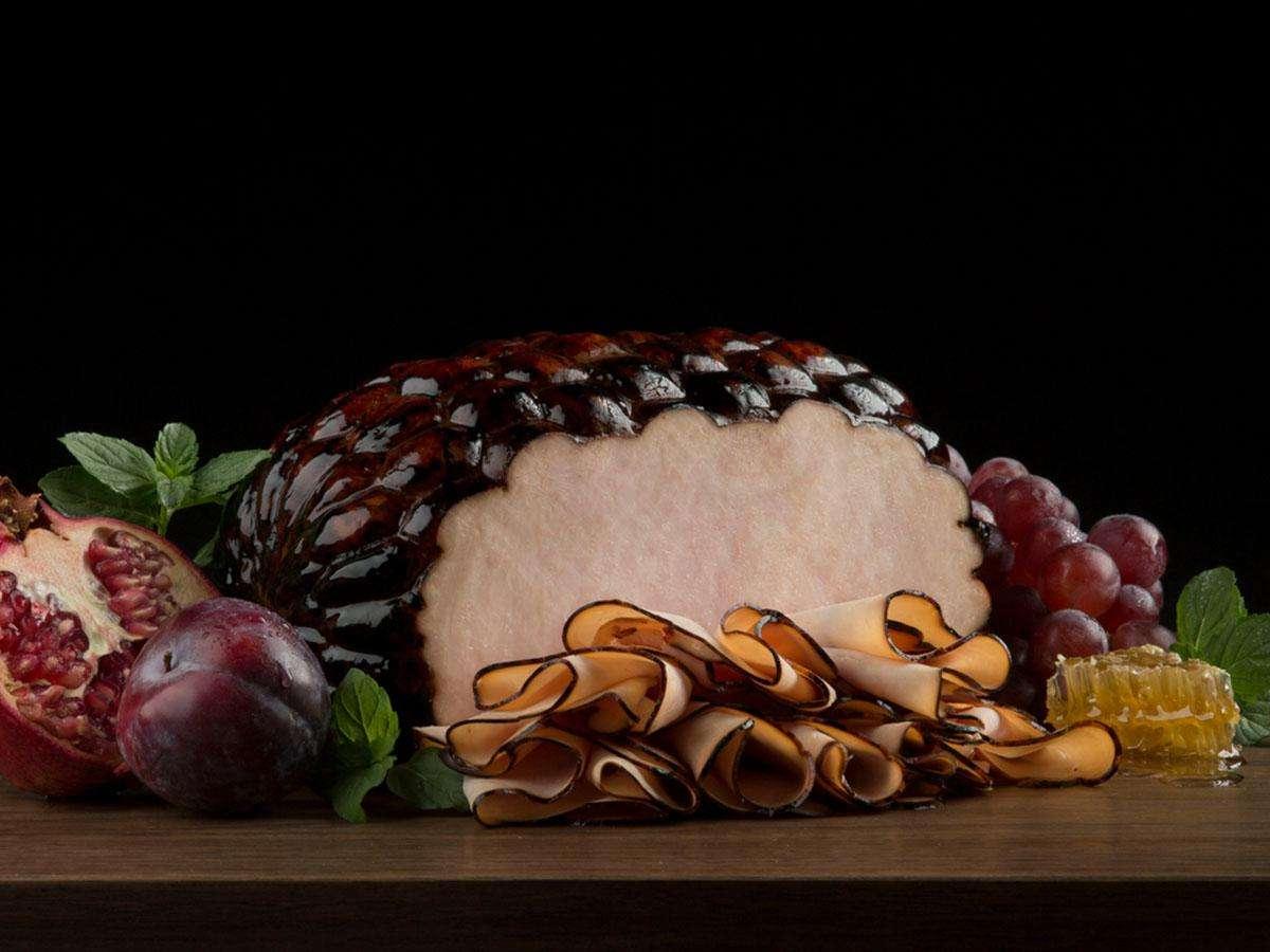 Maple Glazed Honey Coat Turkey Breast