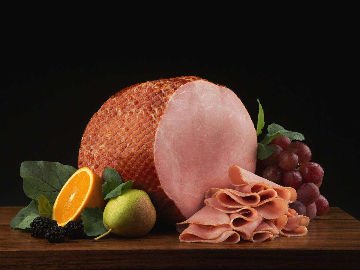 Sweet Slice Boneless Smoked Uncured Ham