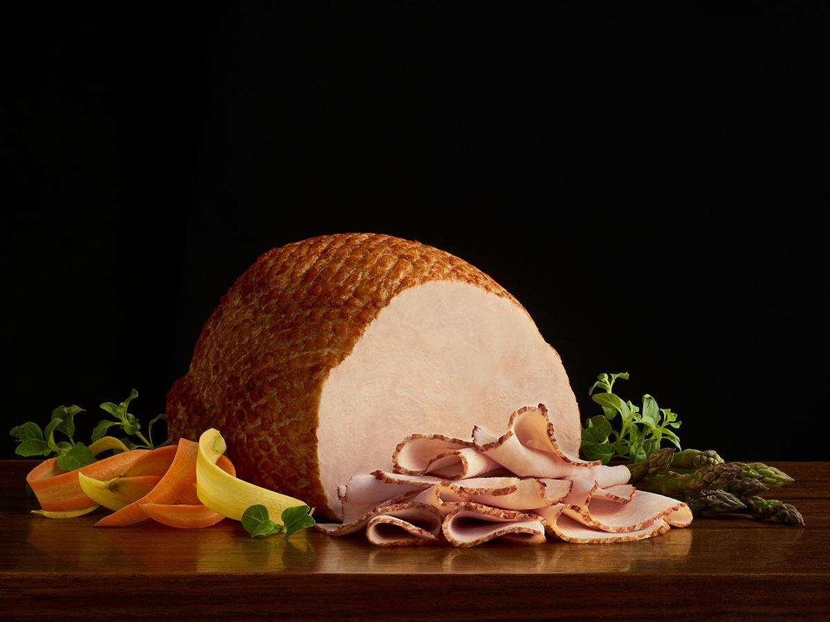 Oven Roasted Chicken Breast - 42% Lower Sodium