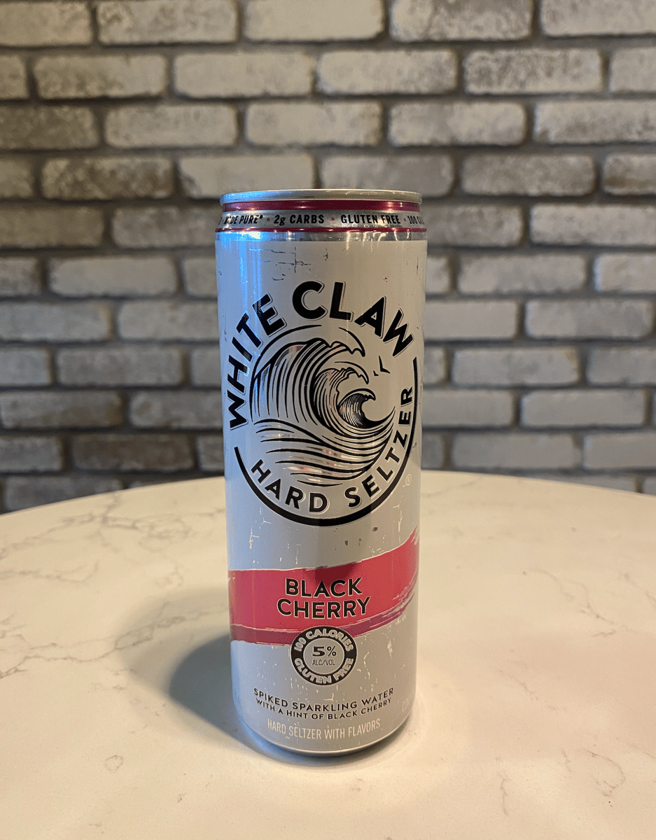 Black Cherry White Claw