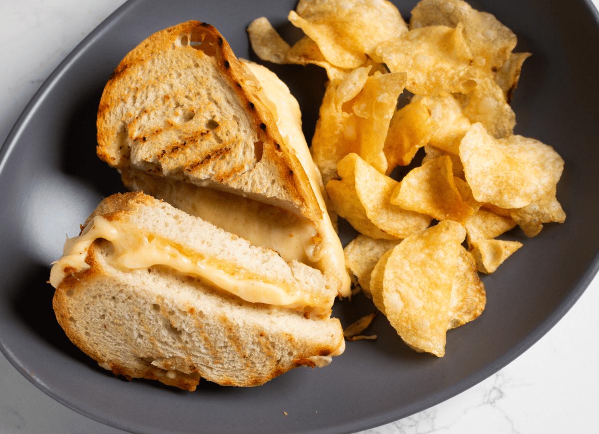 Kidz Grilled Cheese