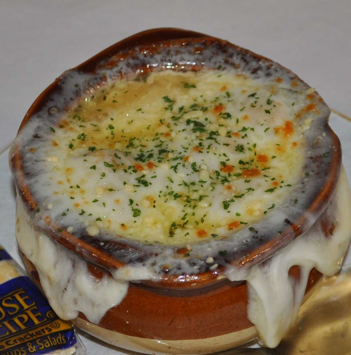 Crock of French Onion