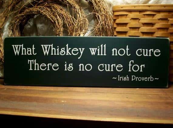 whiskey health