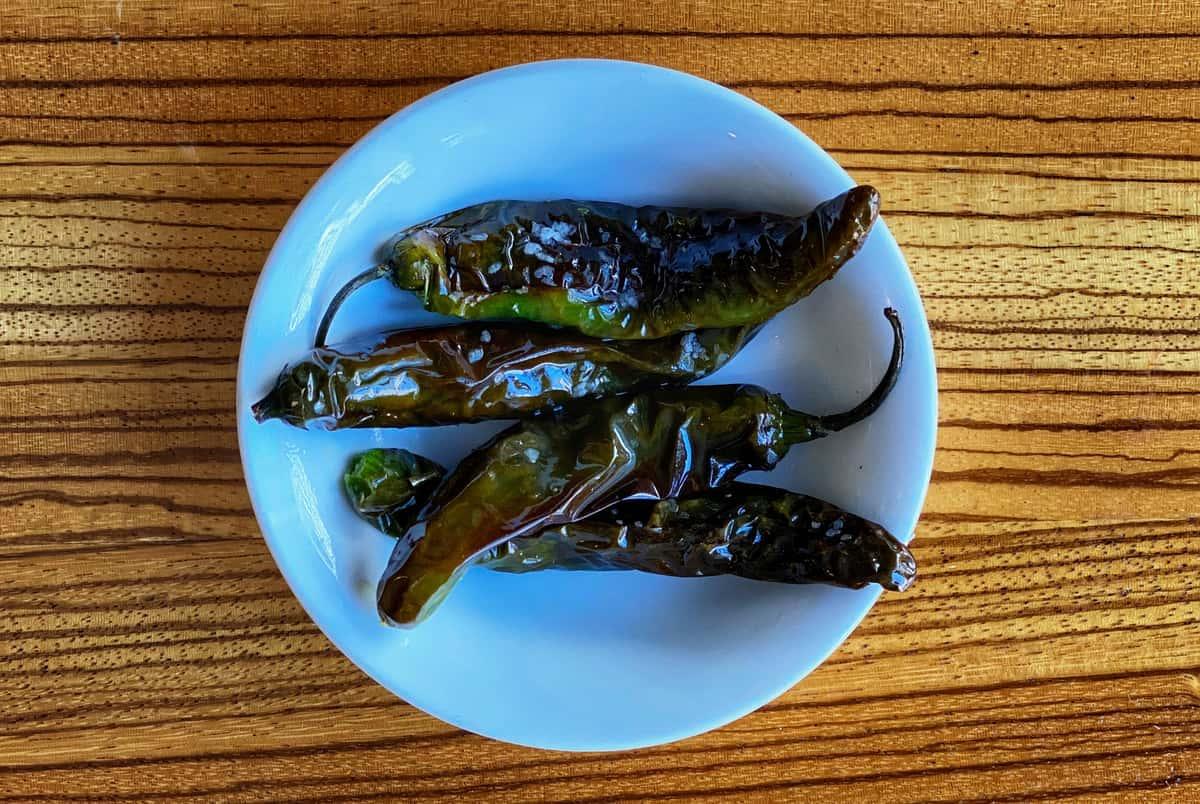 Fried Serranos Chiles (4)