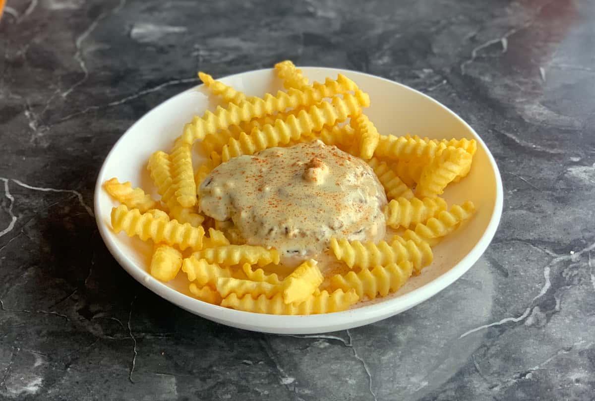 Station Rarebit Burger