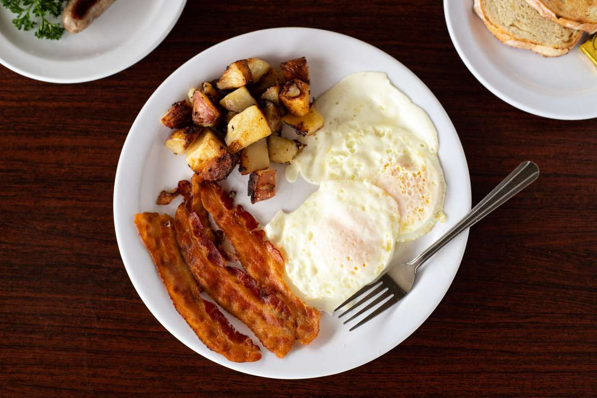 Bongiourno Breakfast