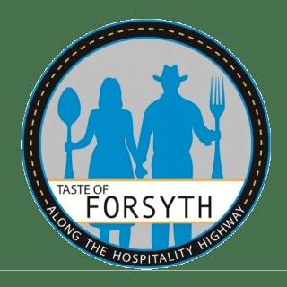 taste of forsyth