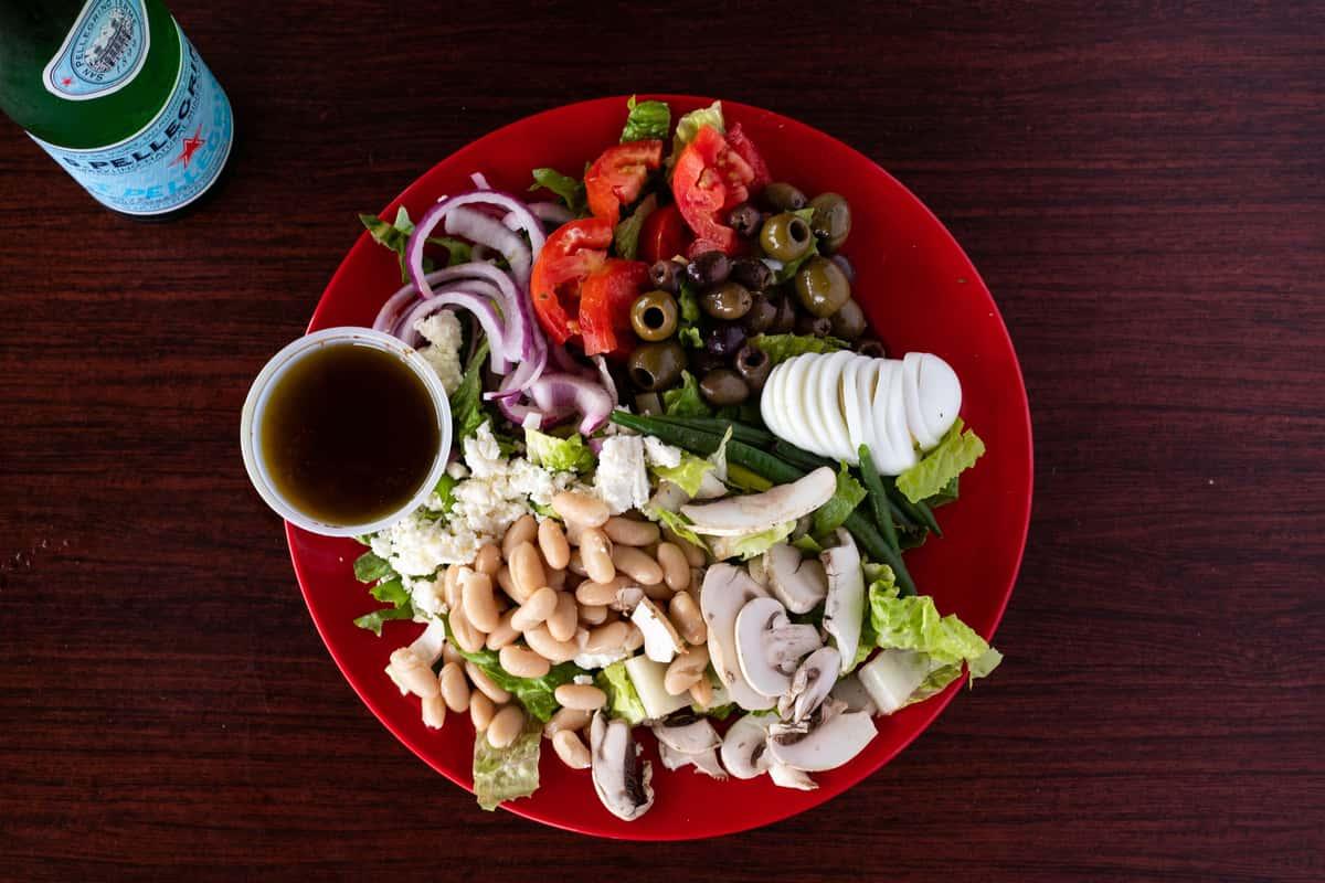 Little Marie's Farmer's Salad