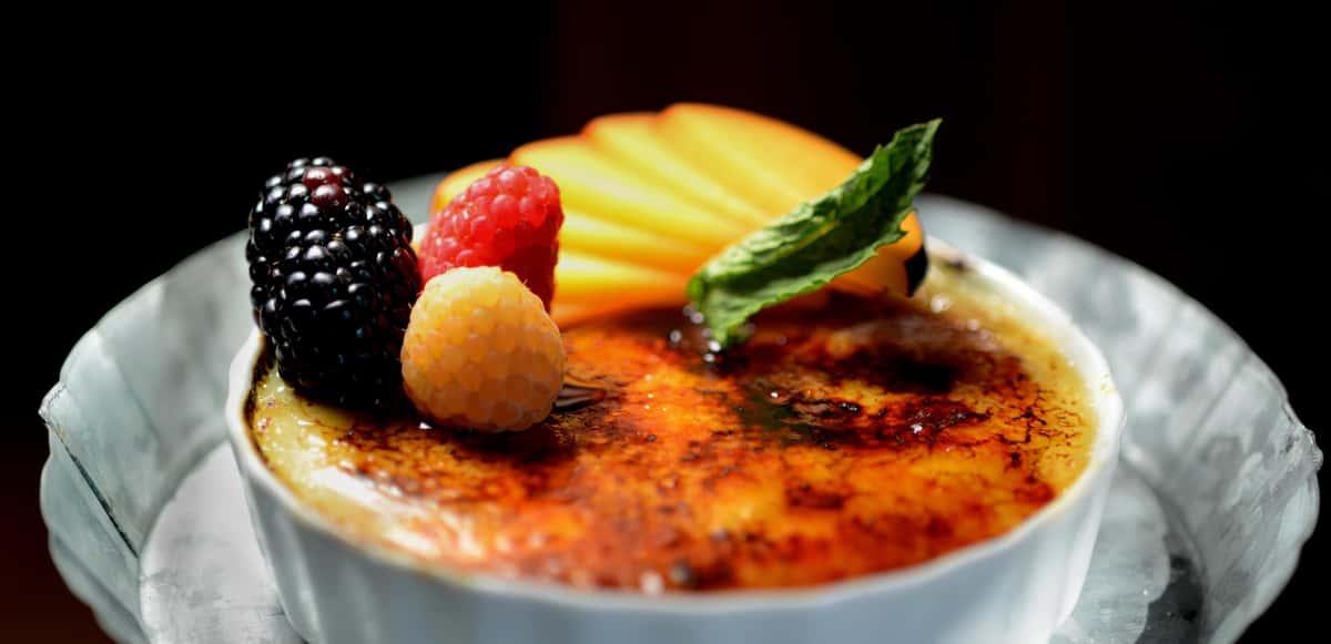 Chef's 10 Course Tasting Menu at Sabio on Main in Pleasanton CA