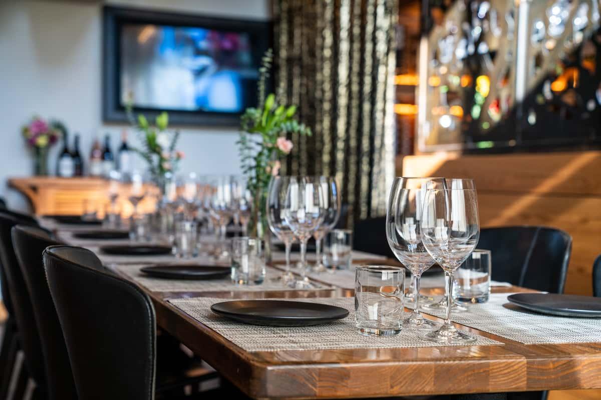 Vineyard Private Dining Room at Sabio on Main in Pleasanton CA