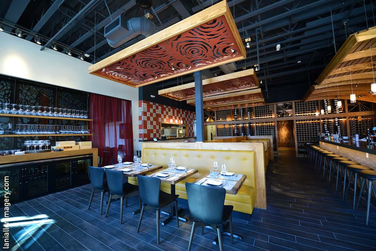 Sabio on Main - Restaurant Interior