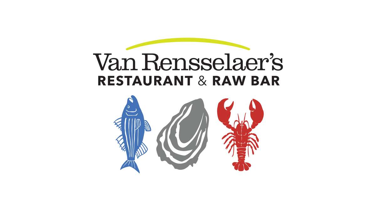 van rensselaer's restaurant and raw bar logo