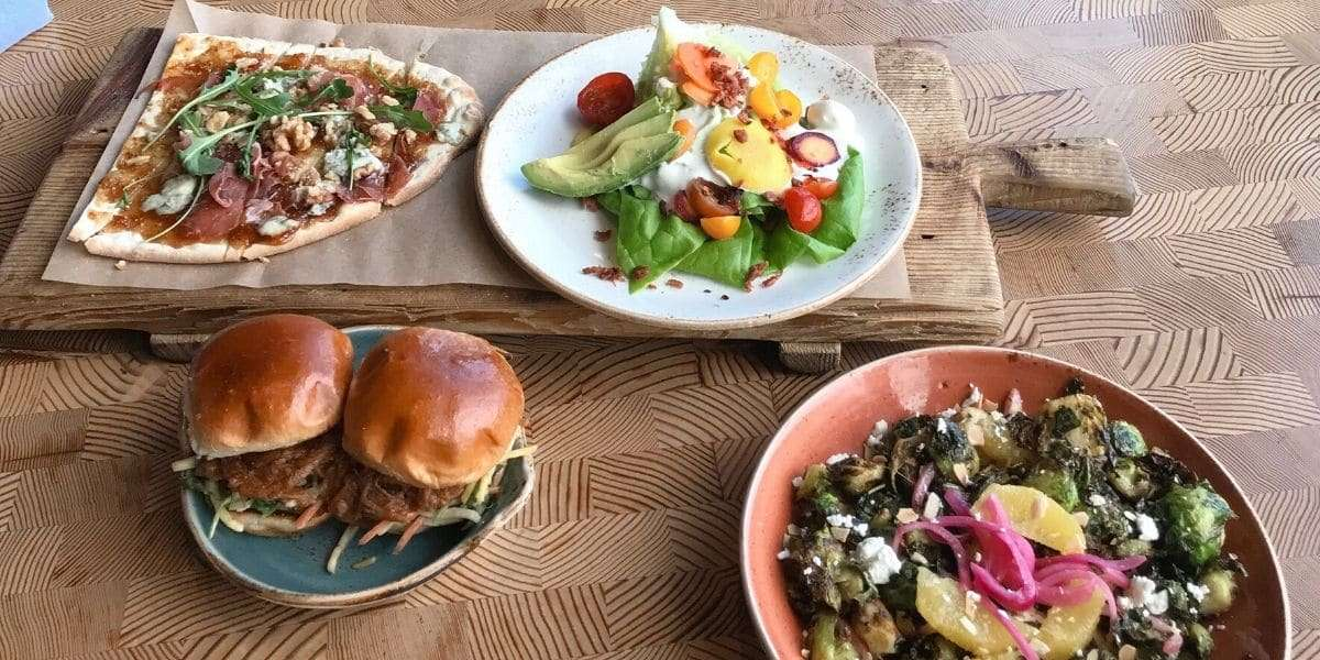 Quick Lunch Combinations at Table 47 in Gig Harbor