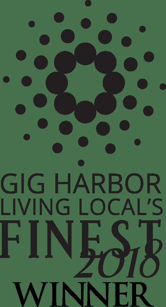 gig harbor's finest logo