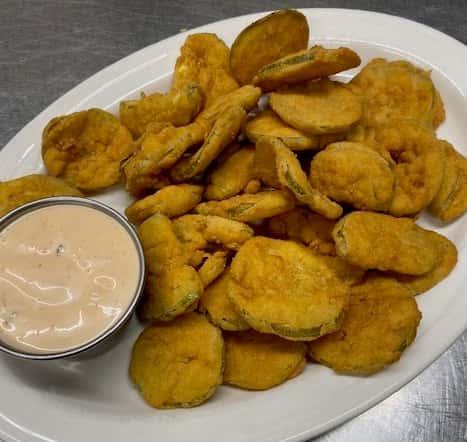 Tavern Fried Pickles
