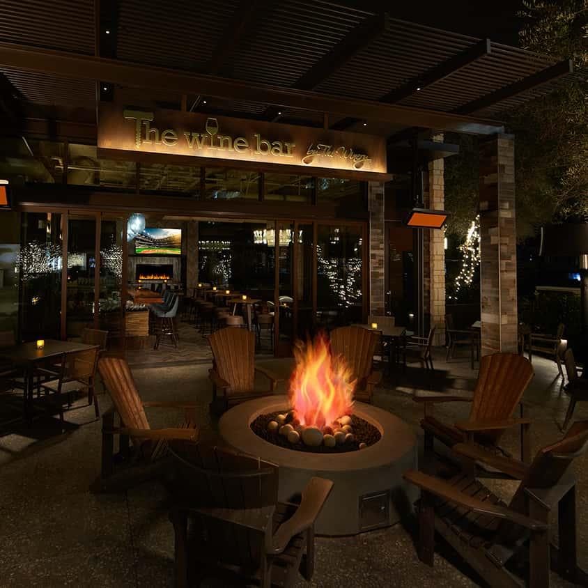 The Wine Bar at La Jolla