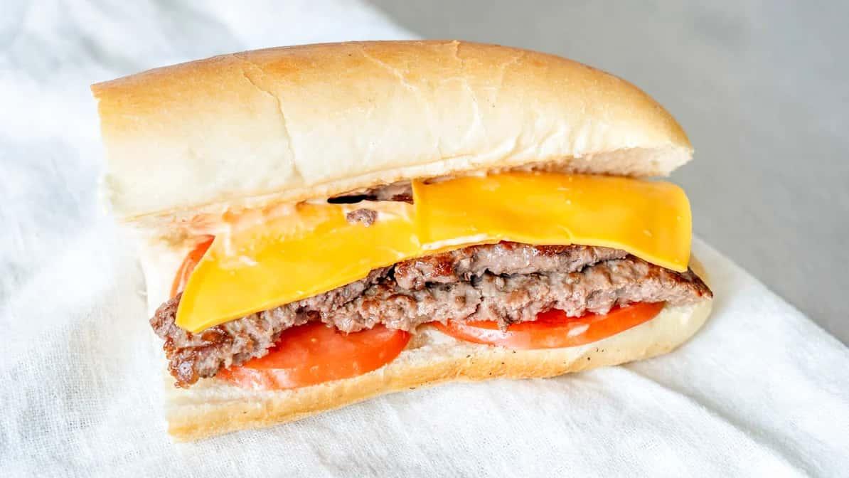 Cheeseburger Bomb