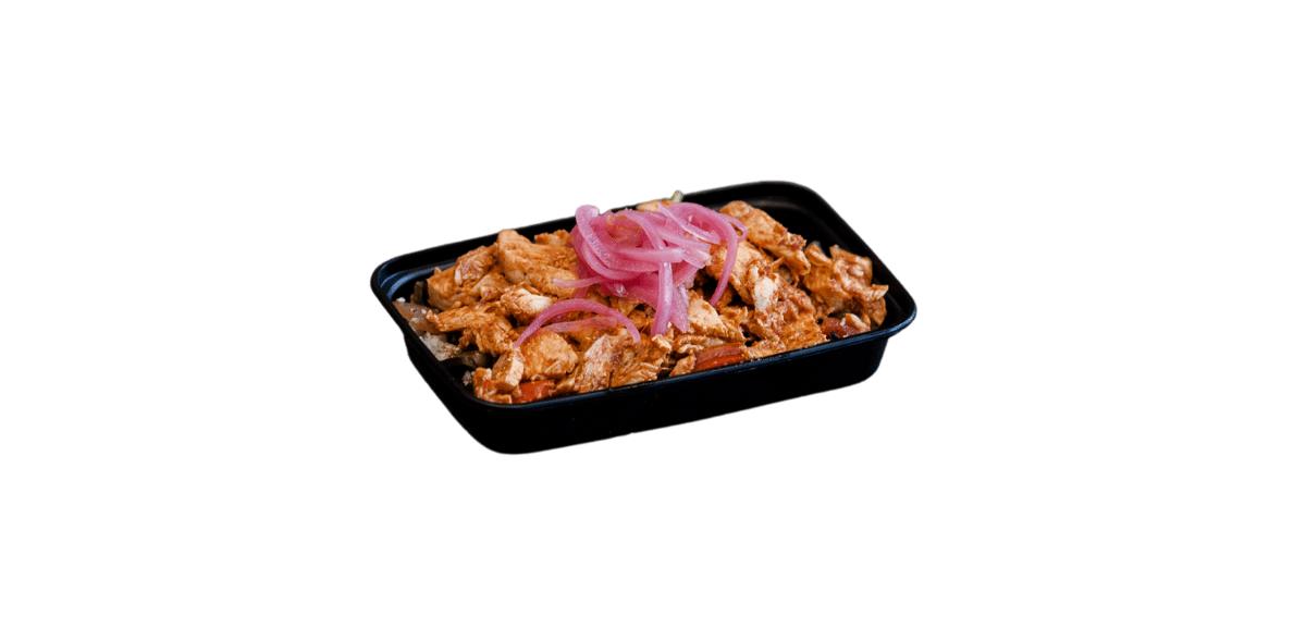 Adobo Chicken Bowl