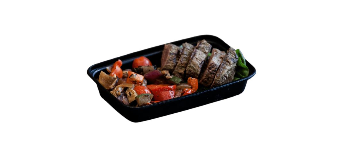 Tuscan Steak & Veggies