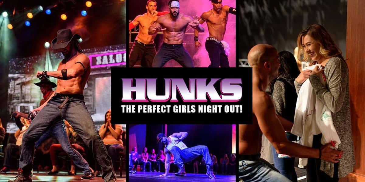 JAN 10 | HUNKS The Show