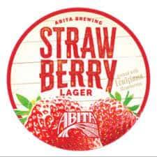 Abita Strawberry Lager
