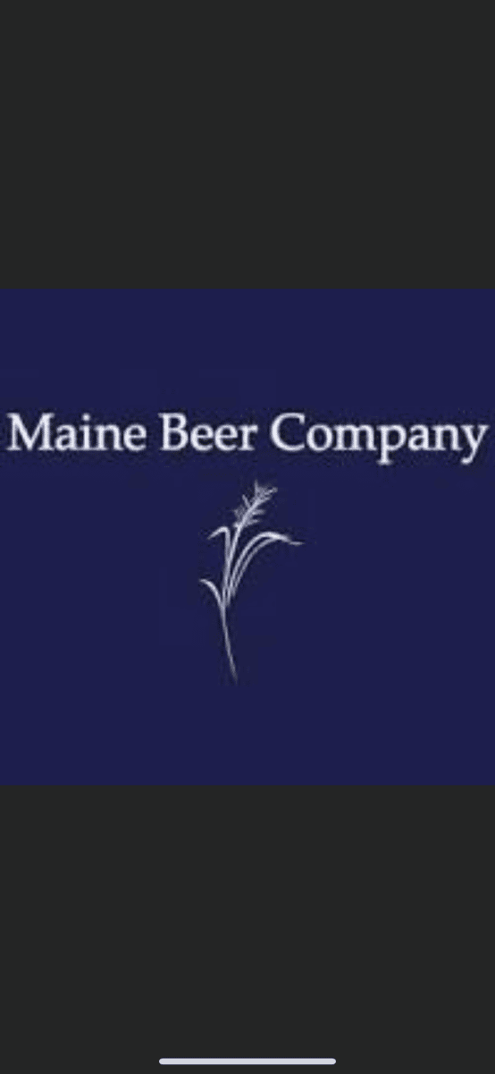 Maine Brewing Co Peeper Pale ALe