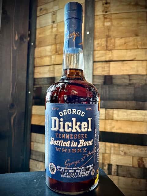 George Dickel Bottled-in-Bond