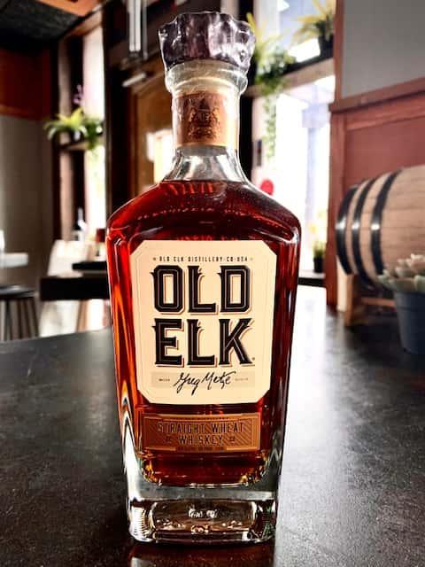 Old Elk Straight Wheat Whiskey