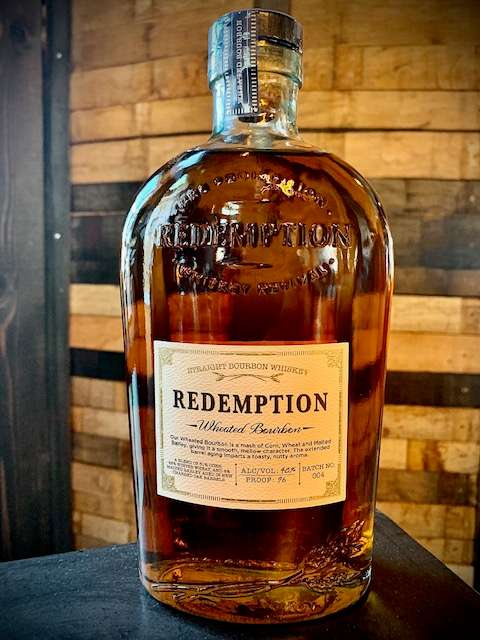 Redemption Wheated Bourbon