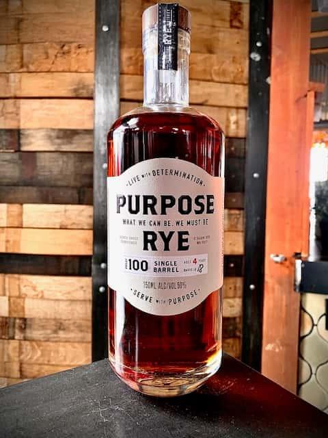 Purpose Rye