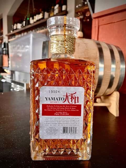 Yamato Cask Strength Japanese Whisky