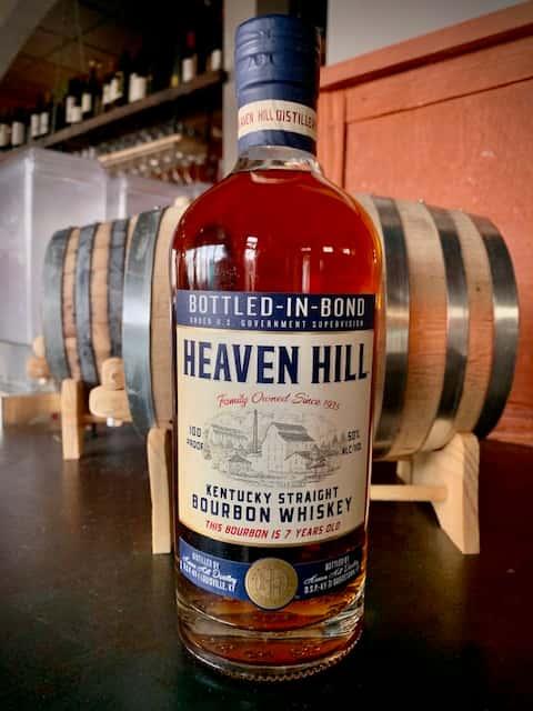 Heaven Hill Bottled-in-Bond