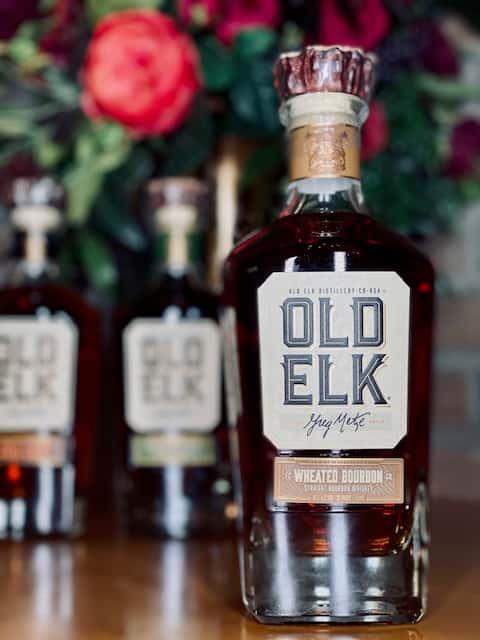 Old Elk Straight Wheated Bourbon