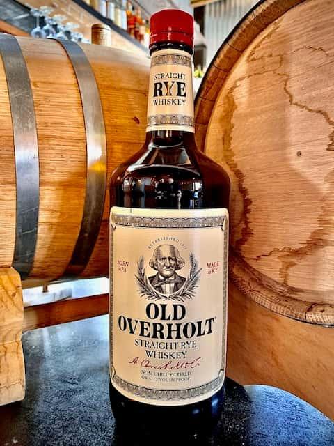 Old Overholdt Rye
