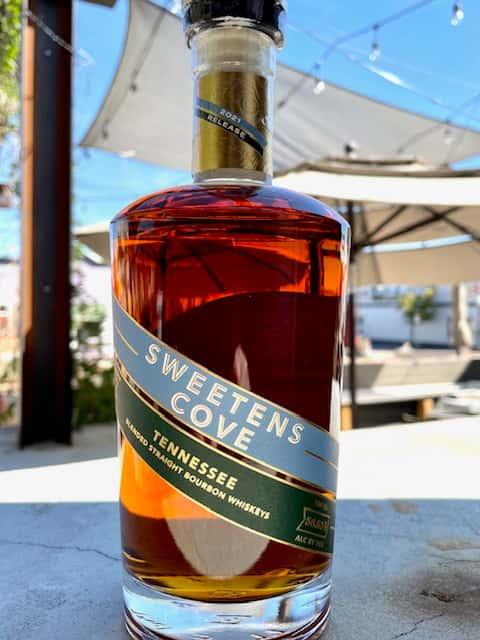 Sweetens Cove Bourbon (2021 release)