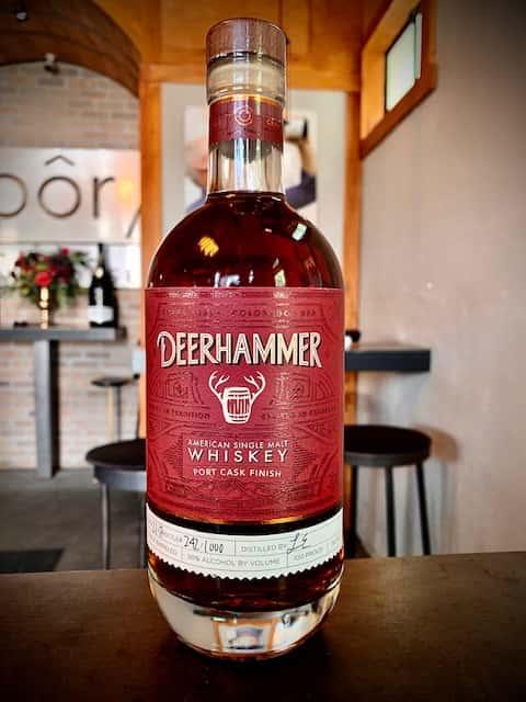 Deerhammer Port Cask Finish