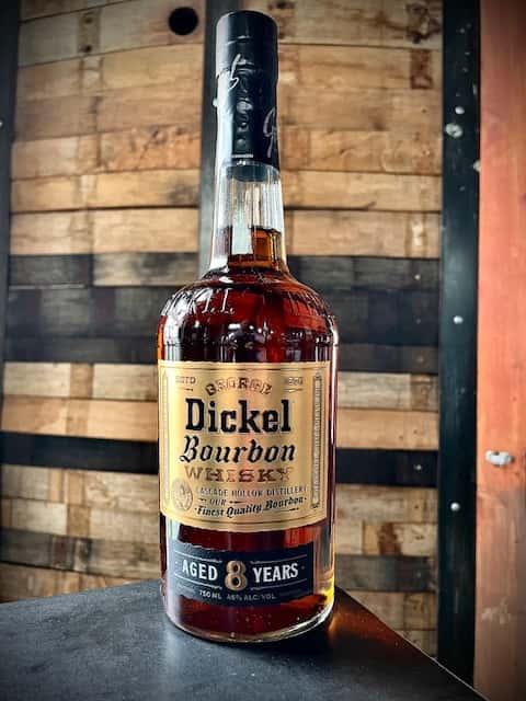 George Dickel Bourbon