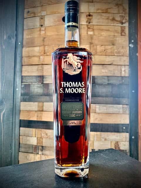 Thomas S. Moore Cabernet Sauvignon Cask
