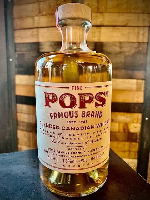 Pop's Famous Brand