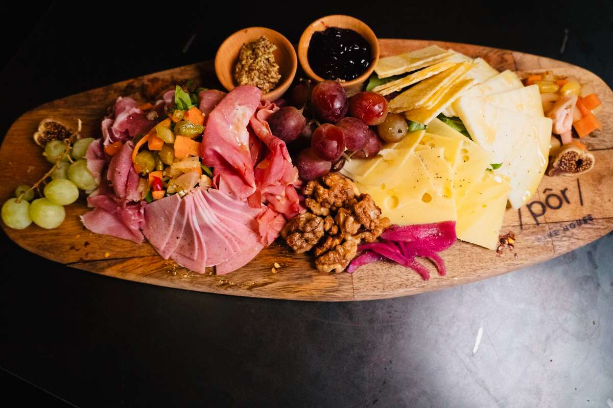 CHEESE + CHARCUTERIE BOARDS