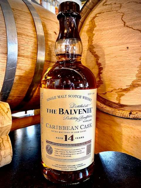 The Balvenie 14yr Caribbean Cask