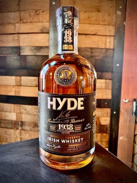 Hyde #6 1938 President's Reserve