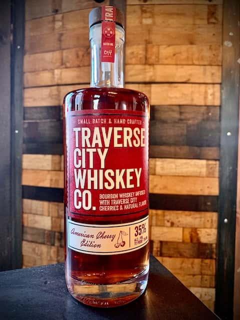 Traverse City American Cherry Edition