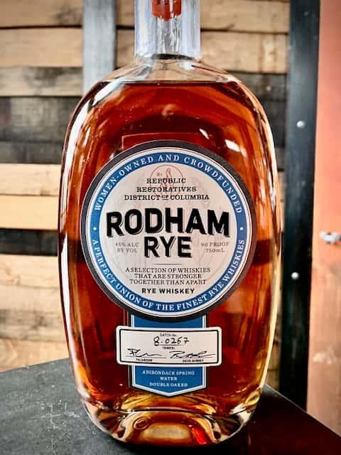 Rodham Rye