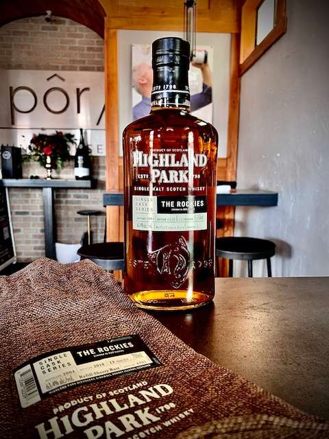 """Highland Park 13 Year Single Cask Series """"The Rockies"""""""