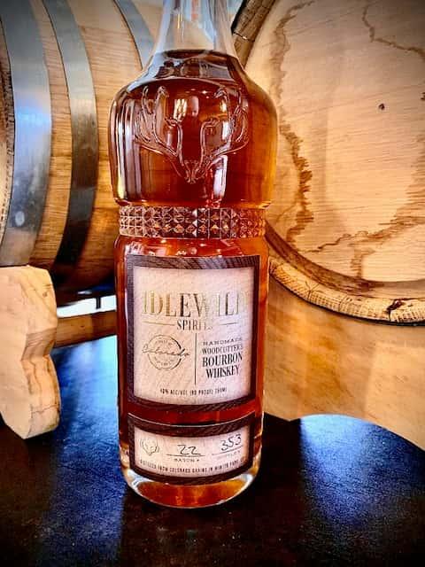 Idlewild Woodcutter's Bourbon