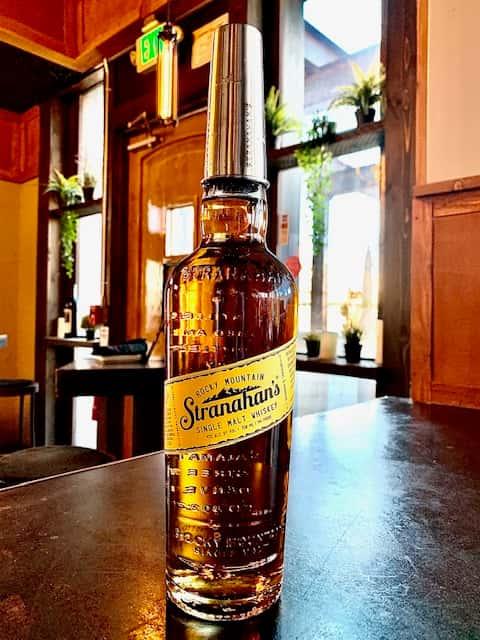 Stranahan's Single Malt Whiskey