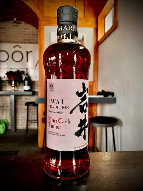 IWAI Tradition Wine Cask Finish