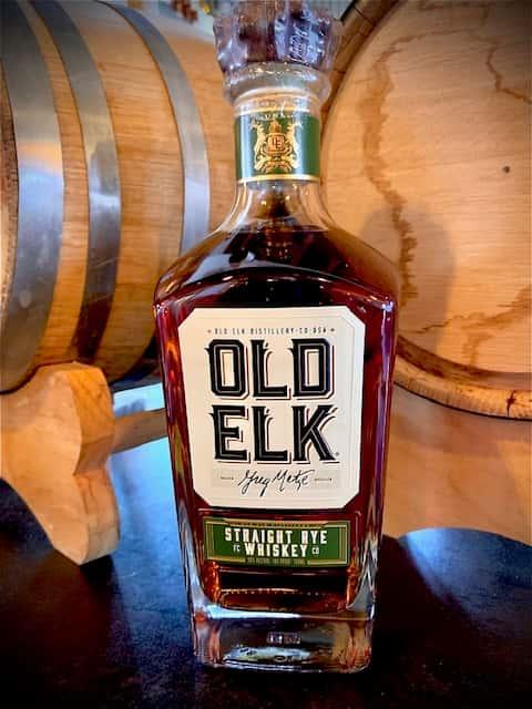Old Elk Straight Rye