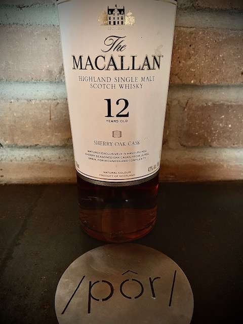 The Macallan 12yr Sherry Oak Cask